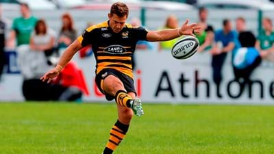 Gopperth returns to squad as Wasps battle Saracens