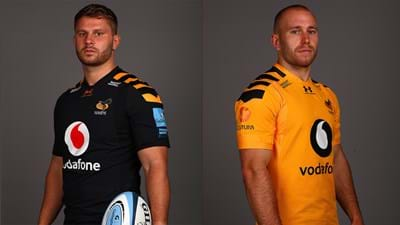 Robson and Young named as Wasps co-captains