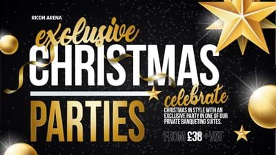 Exclusive Christmas Parties 2018