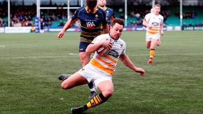 Miller signs new Wasps deal