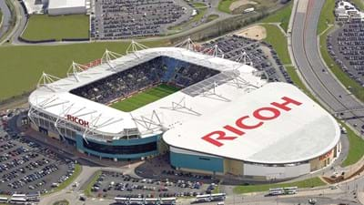 Ricoh Arena Announces New Shows