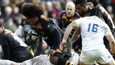 WASPS TEAM TO FACE SARACENS