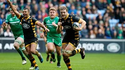 Joe Launchbury nominated for European Player of the Year