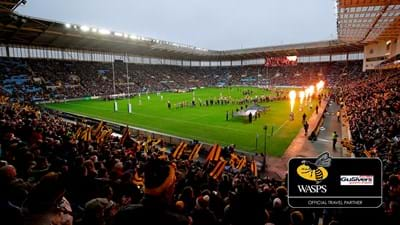 Wasps welcome Gullivers Sports Travel as Official Travel Partner