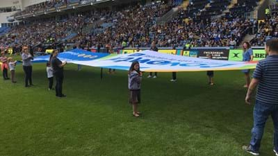 Wasps backing Coventry's City of Culture bid