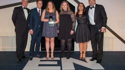 Ricoh Arena Lands Top Industry Award