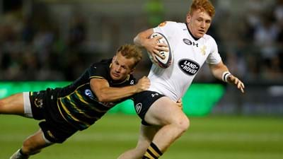 Wasps progress to last eight as top Premiership Sevens seeds