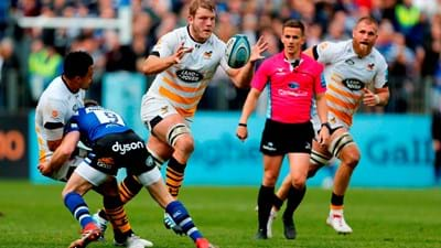 Launchbury to lead Wasps in 100th Premiership appearance at Big Sting