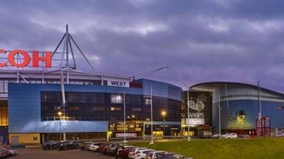 Ricoh Arena Smashes Record for the Number of Events and Visitors