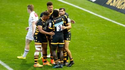 Wasps win their two games on day one of Singha 7s