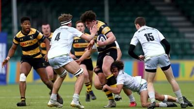 Wasps hooker Alfie Barbeary to captain England U18