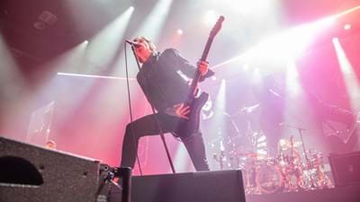 Catfish and the Bottlemen rock Ricoh Arena