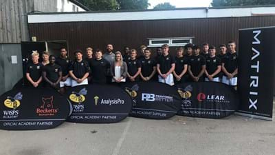 Wasps launch Southern academy base at Henley Hawks RFC