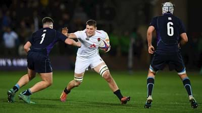 Tom Willis named in England U20 squad to face Australia