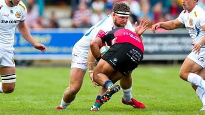 Wasps sign Exeter prop Owlett