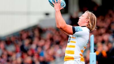 Taylor signs contract extension with Wasps