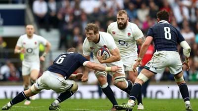 Four Wasps for England in Ireland