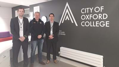 Wasps AASE programme to move to Activate Learning's City of Oxford College