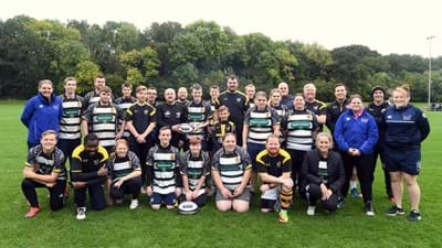 Wasps Community Programme SEND hosts their first ever fixture