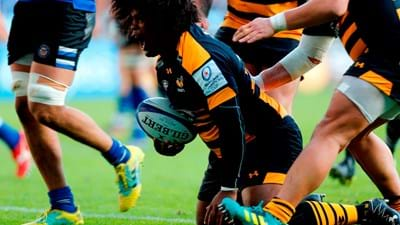Johnson signs new Wasps deal