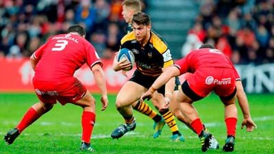 Harris commits future to Wasps