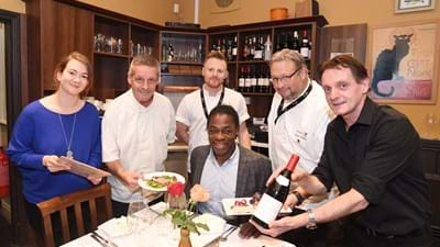Oscar's French bistro helps Ricoh Arena prepare for La Rochelle visit