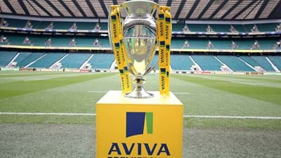 Win the rugby prize of a lifetime at this year's Aviva Premiership Rugby Final