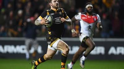 Wasps travel to Toulouse
