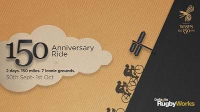 150th Anniversary Bike Ride Brochure