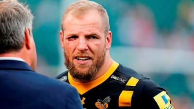 Match Reaction: James Haskell post Final