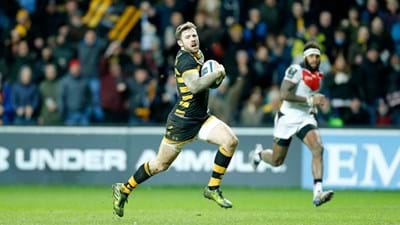 Elliot Daly nominated for European Player of the Year