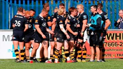 Wasps A team to face Sale Jets tonight in first Premiership Rugby Shield game