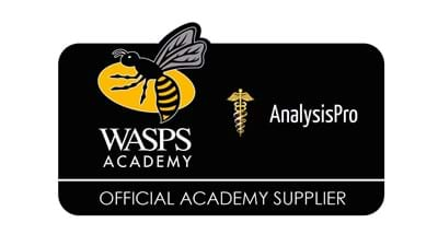 Wasps Academy continues partnership with AnalysisPro