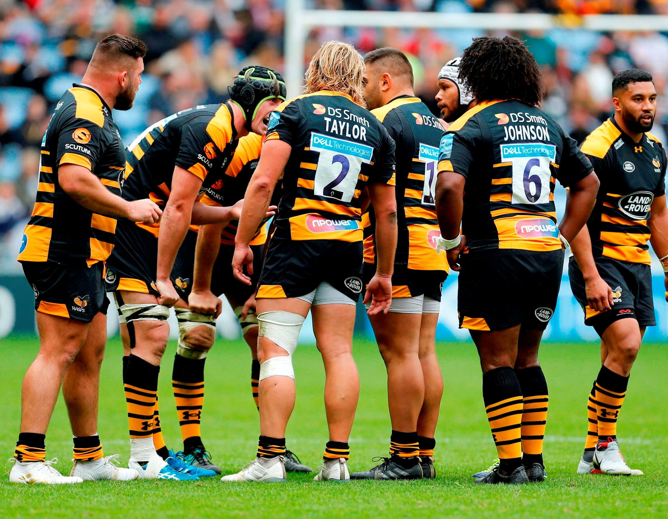 a013389ef45 Wasps unchanged for Champions Cup clash with Bath
