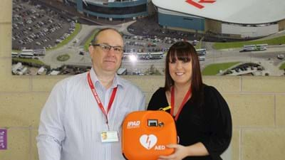 The Ricoh Arena - Health and Safety Investment