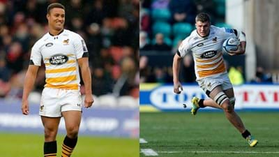 Wasps pair called up to England U20s