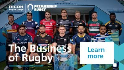Ricoh launches the Business of Rugby