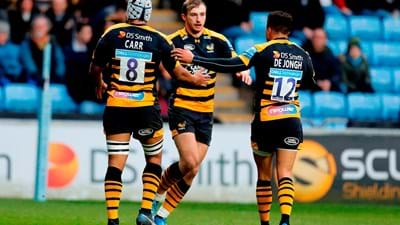 Watch Wasps tackle Sharks in February