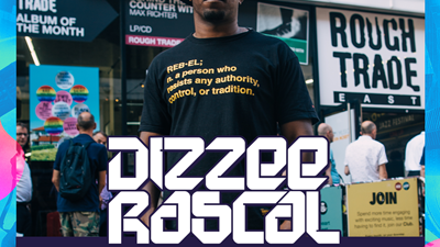 Dizzee Rascal joins Soundscape line-up for Ricoh Arena gig