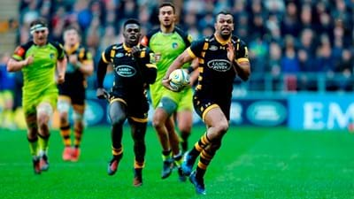Beale gearing up for final Ricoh outing