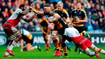 Tom Willis up for Premiership Rugby Cup Breakthrough Player Award