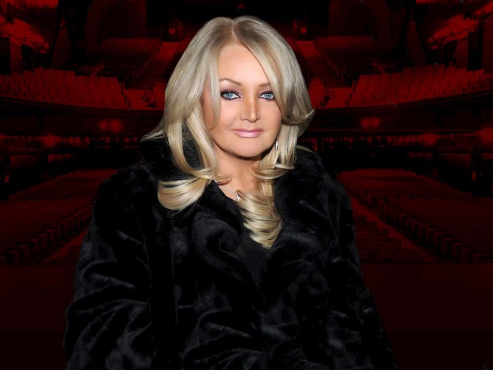 Bonnie Tyler speaks about first ever performance in Coventry as part of star-studded 80s show