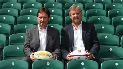 Wasps chairman applauds Ian Ritchie's appointment