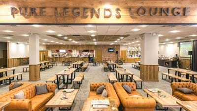 Pure Legends Lounge launches at Ricoh Arena