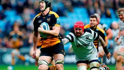 Gaskell the latest Wasp to put pen to paper on new deal
