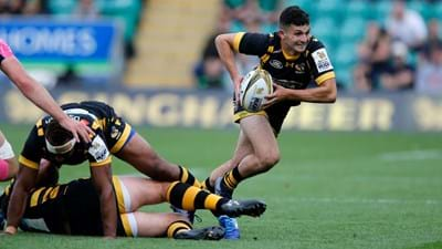 Two-time Premiership Sevens winner leads the way for Wasps