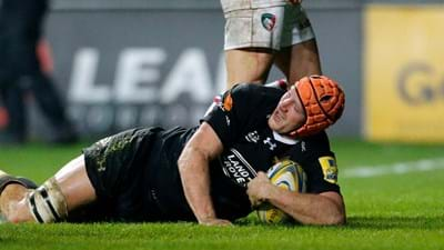 Wasps v Leicester Tigers: Tale of the Aviva Premiership round 10 tape