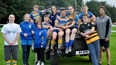 Dust Your Boots Off! Le Bourgeois visits Old Leamingtonians RFC