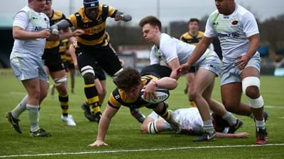 Wasps U17s to play at the Ricoh Arena on Sunday