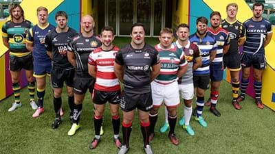 Premiership Rugby and clubs support Red Nose Day